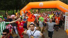 Beer Runners en Sevilla - 17 de noviembre de 2012 vía @Cervecear | Beer Runners España - Si te gusta el deporte y la cerveza este es tu sitio