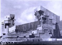 The incredible hulks: Jonathan Meades' A-Z of brutalism | Art and ...