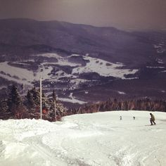 Life is good #skication #vermont #stowe