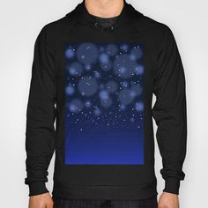 Abstract Starry Sky Hoody