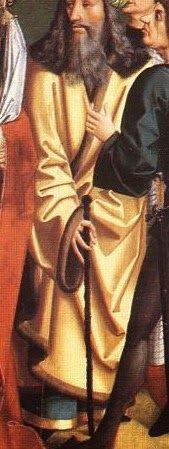 Hosszú felsőruha (Szent Miklós feltámaszt három halottat, Magyarország) - Hagyomány és múltidéző