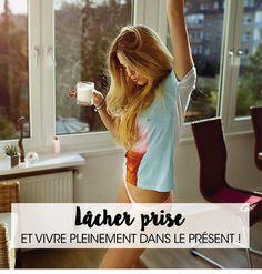 Vivre dans le présent