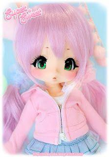 Kinoko juice dolls