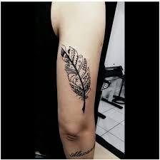 Tatuajes de Plumas para mujeres: ideas, significado y diseños en