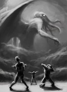 weirdletter:          Cthulhu Lives, by Juozas... | Whippoorwill Hollow