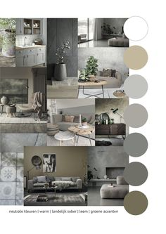 Portfolio 12 Stoere woonkamer THUIS interieur & woondeco Portfolio 12 Stoere woonkamer THUIS interieur & woondeco The post Portfolio 12 Stoere woonkamer THUIS interieur & woondeco appeared first on Wohnzimmer ideen. Interior Paint Colors For Living Room, Living Room Color Schemes, Paint Colors For Home, Living Room Colors, Bedroom Colors, Home Living Room, Interior Design Presentation, Home Interior Design, Decoration