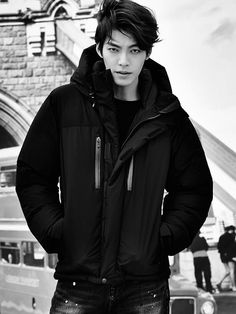Kim Woo Bin is closer to how I imagined Cas