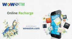 Now you can get offers at any online recharge from wowstm.com. Stay connected !!! #quickrecharge, #onlinerecharge, #phonerecharge, #mobileonlinerecharge, #easyrecharge, #rechargeonline