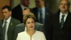 Impeachment proceedings opened against Brazil's Rousseff