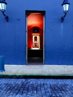 Arches and Blues - Llanos Colon 2012