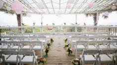 Grand Pavilion at Wild Dunes Resort | Charleston, SC Weddings
