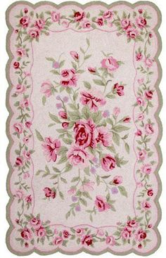 Gorgeous dollhouse rug