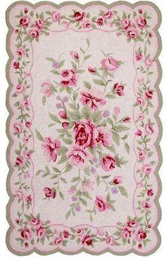 Gorgeous dollhouse rug