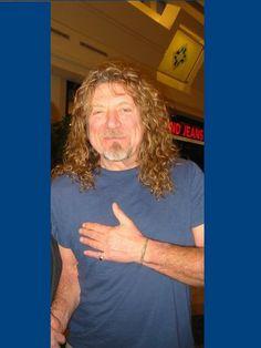 Robert Plant * what a cutie!