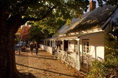Adelaide Hills - Historic Hahndorf's Main Street