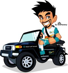 Toyota Mascot » SOSFactory Cool Poses, Mascot Design, Logos, Toyota, Illustration, Fun, Fictional Characters, Logo, Illustrations