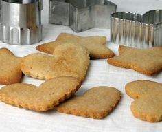 Cookies and cutters