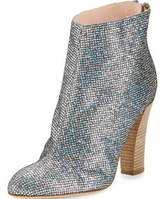 "SJP by Sarah Jessica Parker ""Minnie"" Sequined Boots"