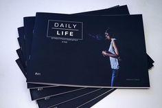 """""""DAILY LIFE"""" – Street Photography Zine – Adriano Cascio"""