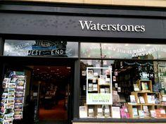 La librairie Waterstones d'Edimbourg  http://lesptitsmotsdits.com/librairie-waterstones-edimbourg/