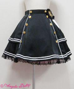 Angelic Pretty Astro Academyスカート