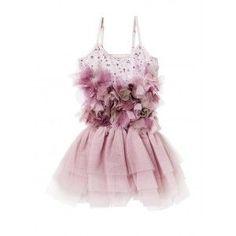 Little Miss Sunshine Tutu | Wisteria | Tutu Du Monde | Andrea Rembeck | Tutus for Little Girls