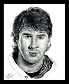 Lionel messi #painting #drawings