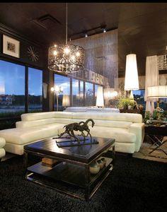 Contemporary Design. LUXE Gallery Showroom. Tampa, FL.