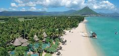 One of the most beautiful beaches in Mauritius