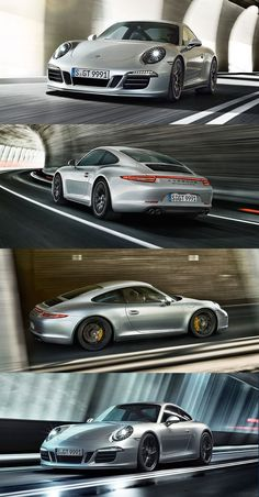 Cool Porsche 2017: An engine at the highest technical level. That's how the 911 Carrera GTS mod...  sk