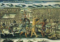 1492 -- Incursions in North America