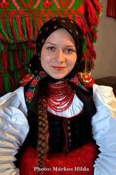 Széki Székel folk costume