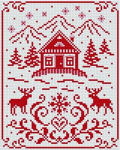 Monochrome cross stitch - Bing Images