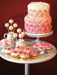 Cupcake: Pink!