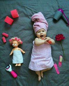New Ideas For New Born Baby Photography : Foto - Baby