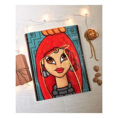 Indian Artwork, Indian Folk Art, Fabric Jewelry, Diy Jewelry, Corner Rangoli, Clay Fish, Coaster Crafts, Easy Canvas Painting, Mini Canvas