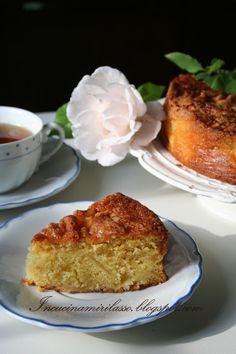 In cucina mi rilasso: Una torta di mele per il tè del pomeriggio