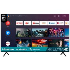 Hisense 70H6570G 70-Inch 4K Ultra Smart HDTV $499.99 (23% off) @ Best Buy Electronic Deals, Cool Things To Buy, Stuff To Buy, Led, Electronics, Accessories, Cool Stuff To Buy, Ornament