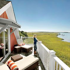 The South's Best New Hotels | Regatta Inn | Folly Beach, SC: If you prefer homegrown hospitality to formulaic luxury, this is the place for you.