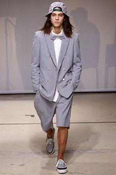 JULIEN DAVID FW15 Mens Fashion Week