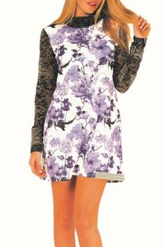 Culito from Spain Floral, Casual, Spain, Dresses, Products, Fashion, Black And White, Vestidos, Moda