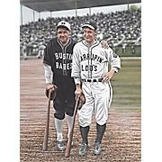 Buy Diamond Decor Babe Ruth and Lou Gehrig Artwork Canvas 18 x 24 in. (DV2013CM) at Staples' low price, or read customer reviews to learn more.  #buyartforless
