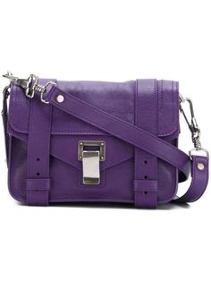 Shop Proenza Schouler mini 'PS1' crossbody bag in Julian Fashion from the world's best independent boutiques at farfetch.com. Shop 400 boutiques at one address.
