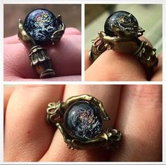 "Come see our unique and bizarre offerings, including the famous ""Nocturne"" ring featuring dainty bats and sparkling gemstones. See Moira, a ring fit for a goddess. Jewelry, apparel, art and more. Feast your eyes on the strange and unusual."