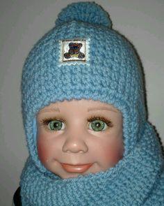 Комплект вязаная шапка снуд для мальчика – купить в интернет-магазине на Ярмарке Мастеров с доставкой