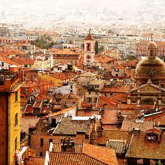 Old Nice roofs (Nice, France)
