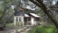 Gulley Creek Cabin in wimberly hot tub, bbq pit and land