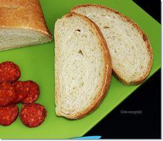 Gizi-receptjei. Várok mindenkit.: Francia zsúrkenyér. Evo, Bread, Brot, Baking, Breads, Buns