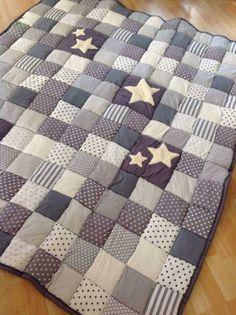 babydecke von renate s patchwork pinterest. Black Bedroom Furniture Sets. Home Design Ideas