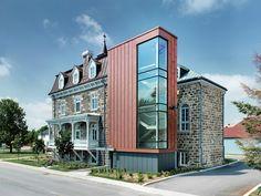 Saint Roch-de-l'Achigan City Hall  / Affleck de la Riva architects